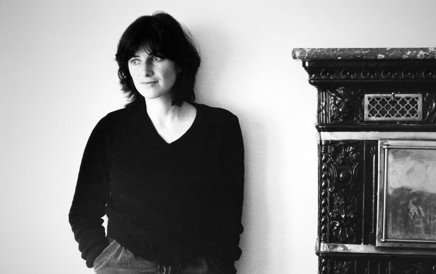 La réalisatrice Chantal Akerman