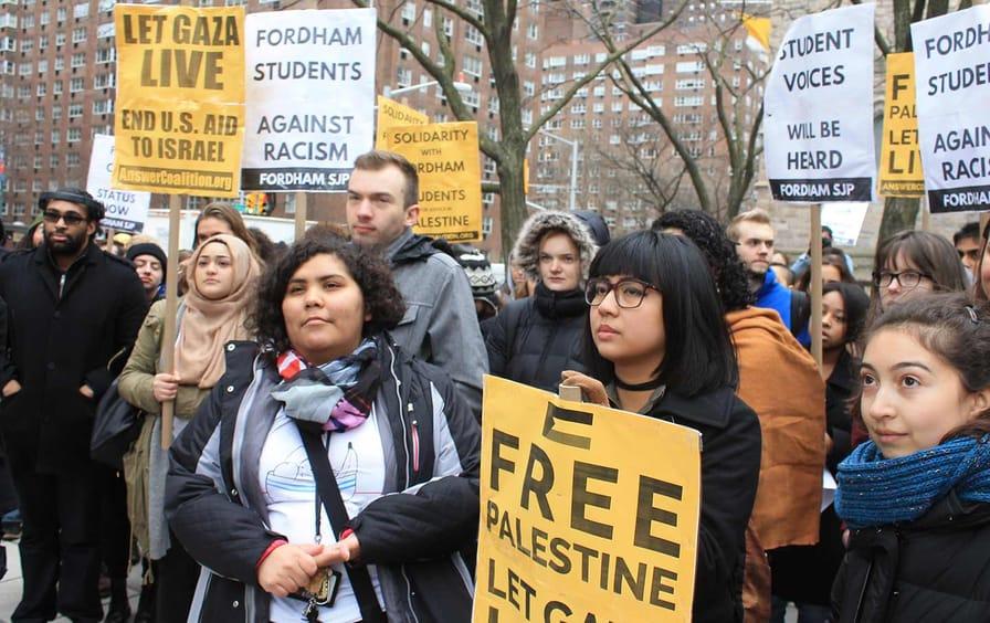 Student Protest Palestine
