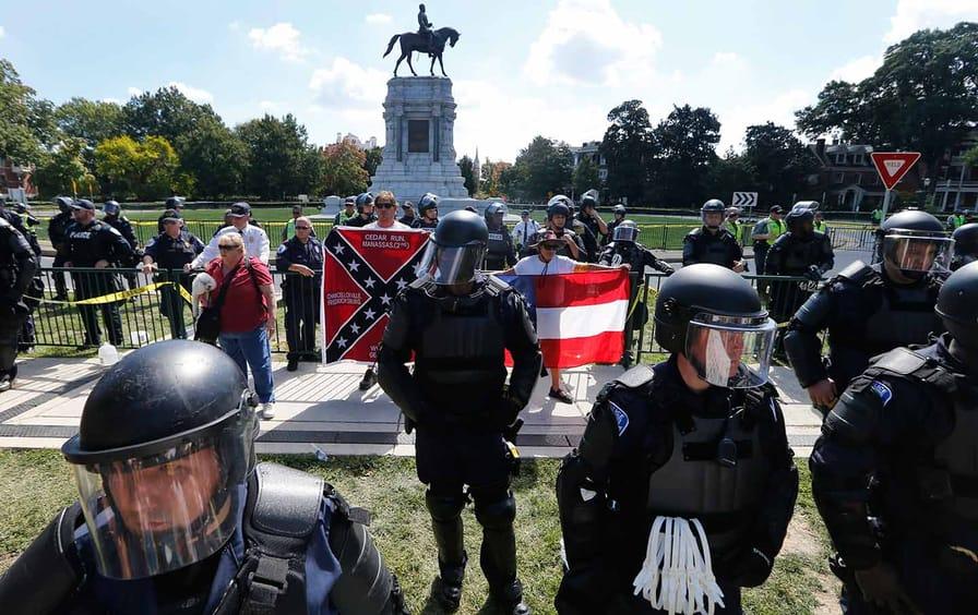 Robert E Lee Monument