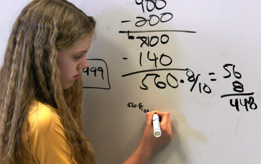 State Mathcounts Competition