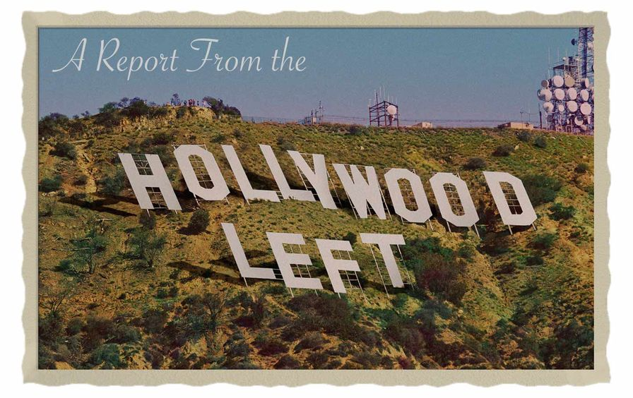 The Hollywood sign now reads