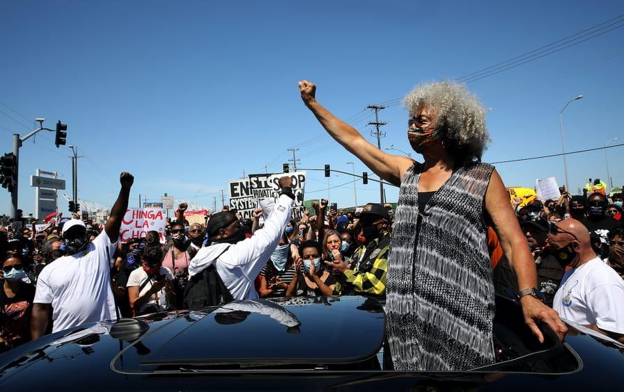 Oakland dock protest