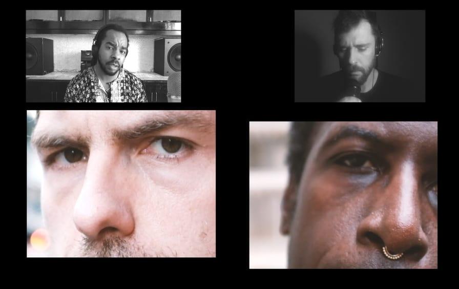 Ted Hearne, Saul Williams, Isaiah Robinson, and Steven Bradshaw