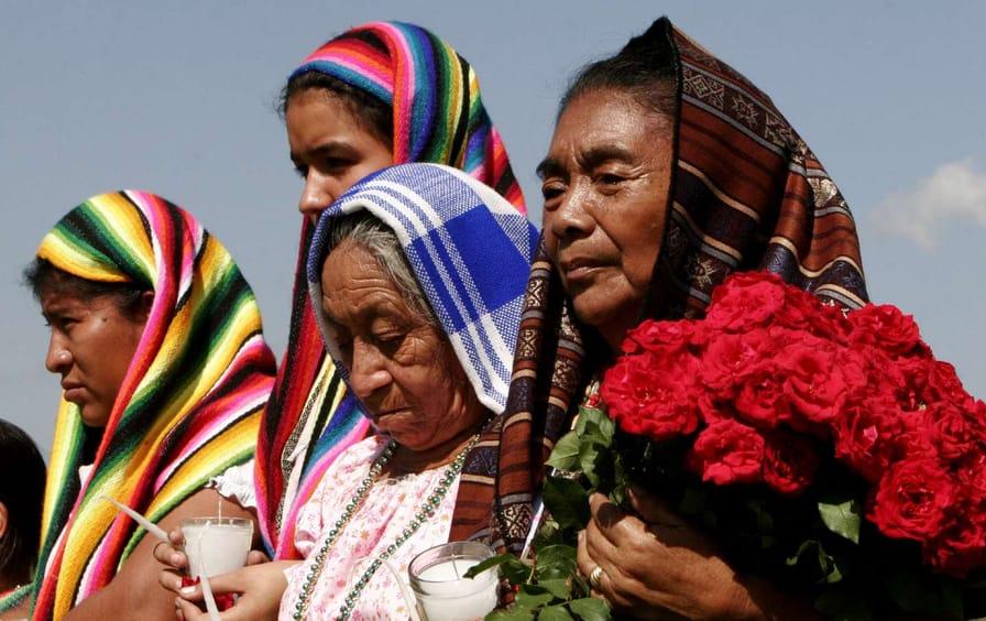 Nahua indigenous women