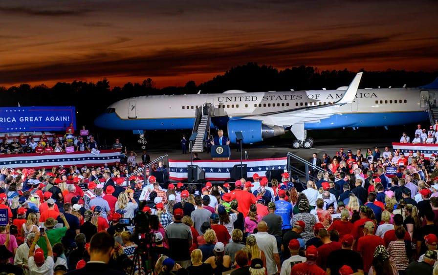 air-force-one-rally-trump-gty-img