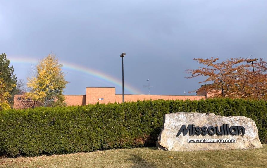 Missoulian building