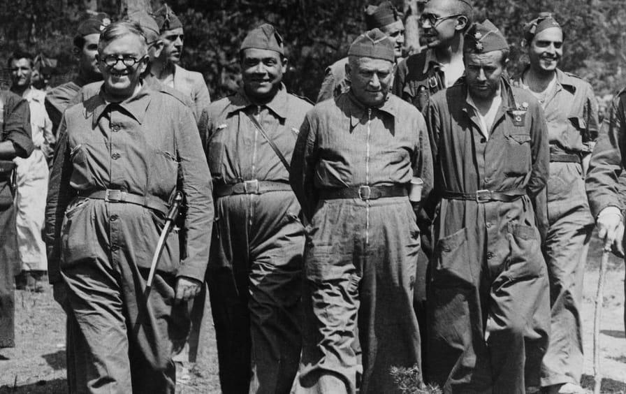 military leaders in the Spanish Civil War