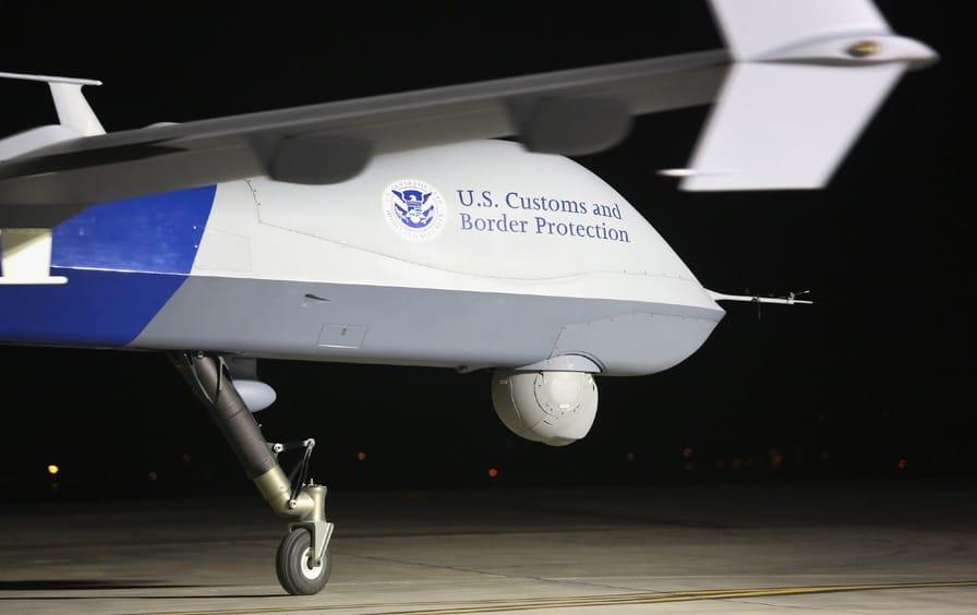 CBP drone