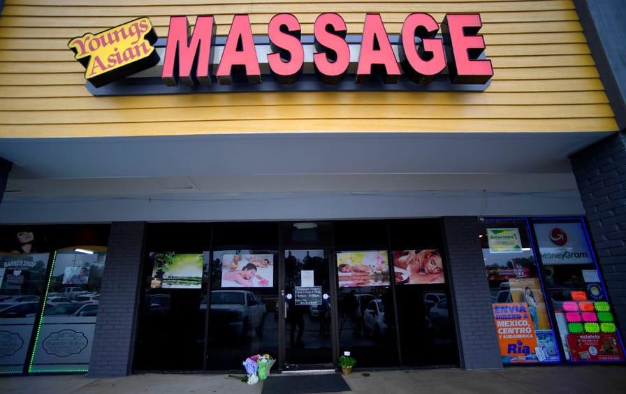 Massage Parlor Atlanta Shooting