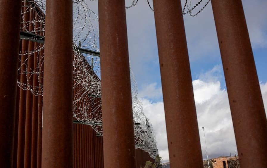 The United States-Mexico borderlands in Arizona