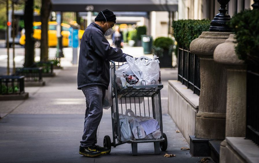 NYC Essential Worker