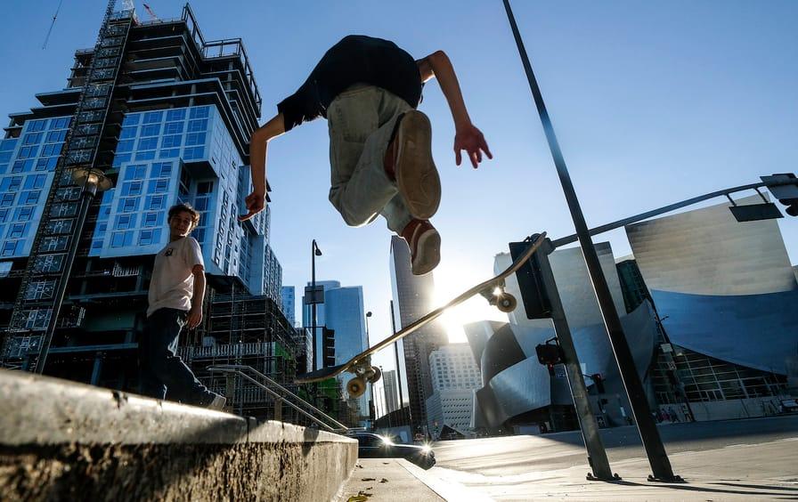 California skaters