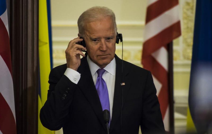 Joseph Biden Ukraine