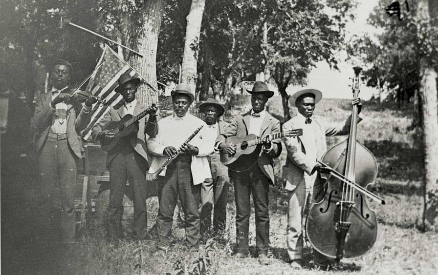 Greene-Emancipation_band_1900_img