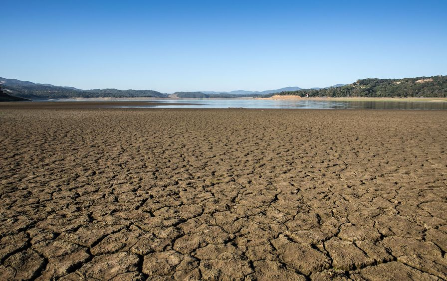 California's Drought Goes From Bad To Worse