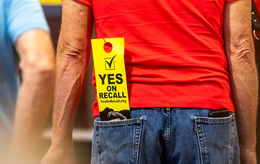 SANTA CLARITA - Yes on Recall campaign Chairman Carl DeMaio is scheduled to attend a rally in support of the recall against Gov. Gavin Newsom at the Santa Clarita Activities Center. The stop will mark the third and final stop in a two-day tour in su