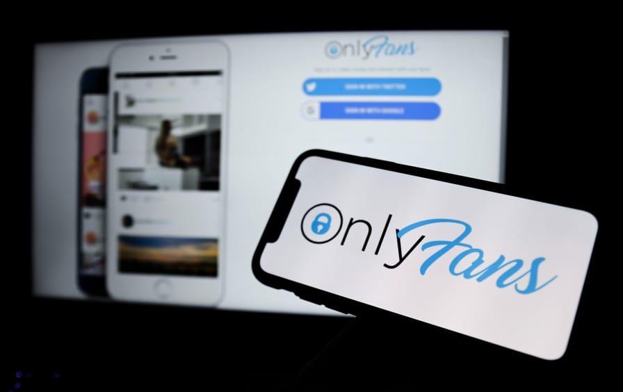 OnlyFans Logo Image