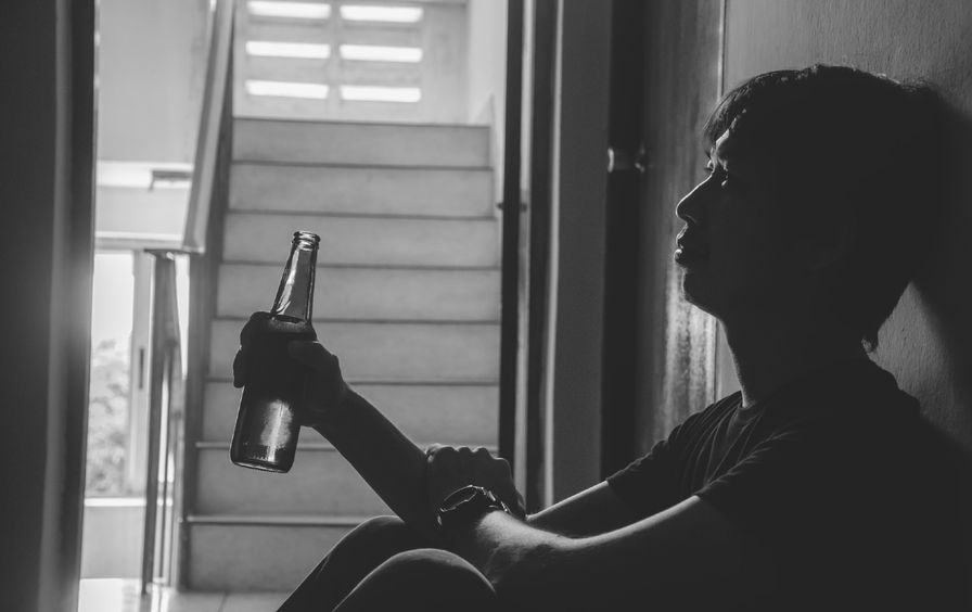 Young people alcohol