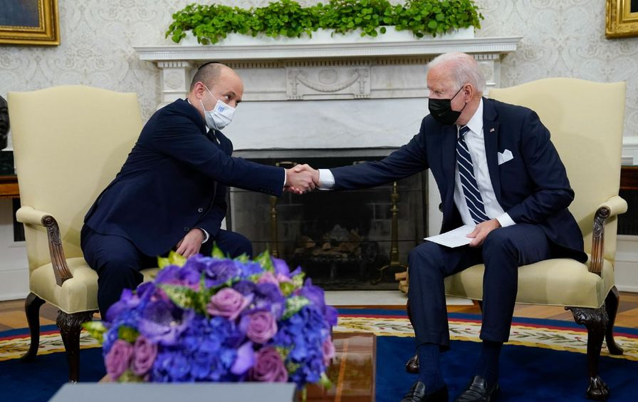 Biden-Bennett-handshake