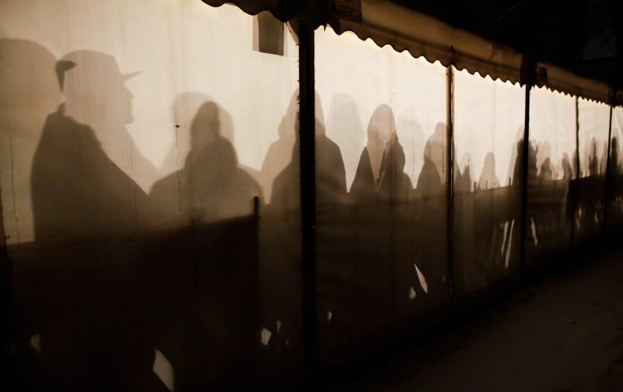 Migrant Silhouettes