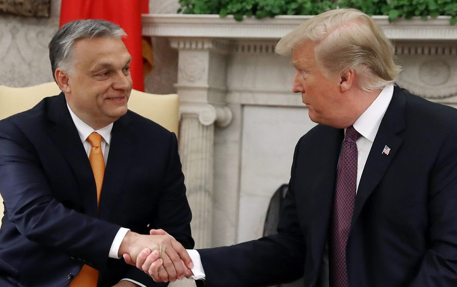 Trump and Orban