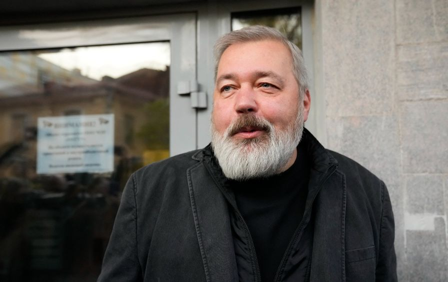 Dmitrii Muratov