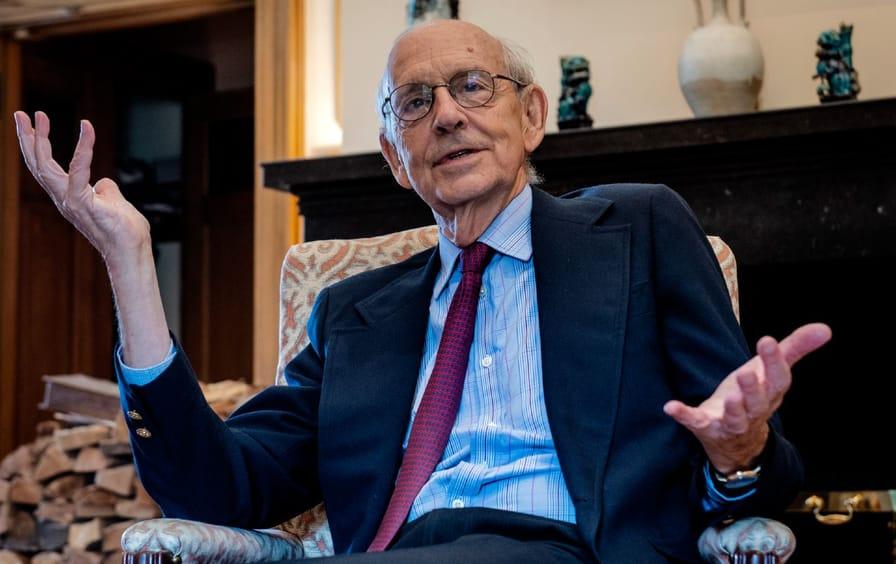 Stephen-Breyer-interview