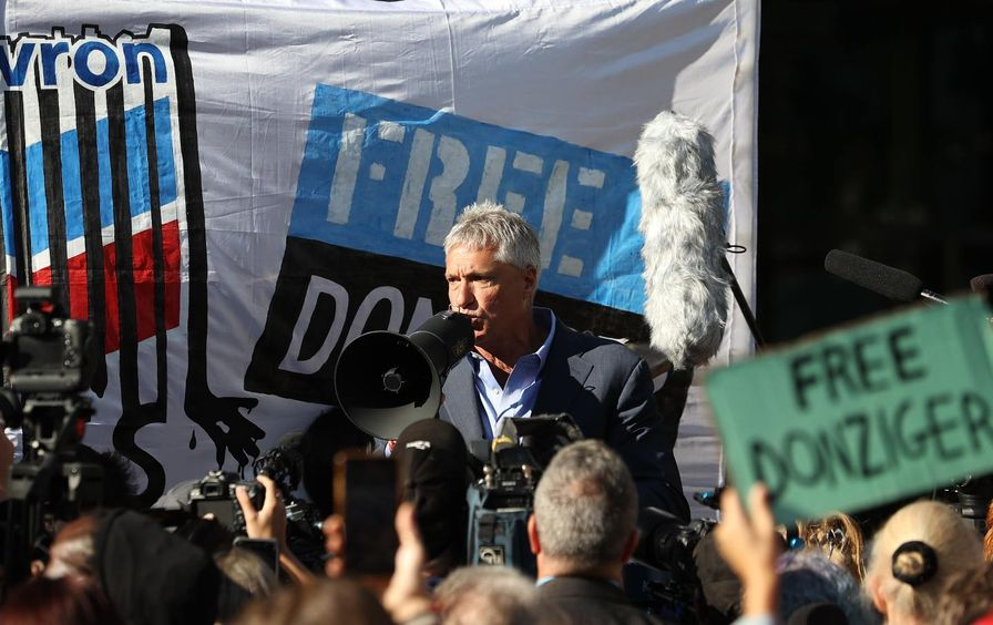 Steven Donziger faces sentencing in Chevron case