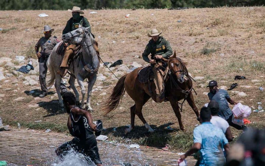 Rio Grande Border Agents