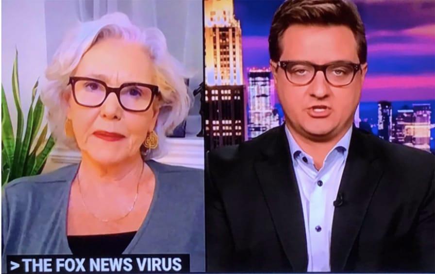 Joan Walsh on MSNBC