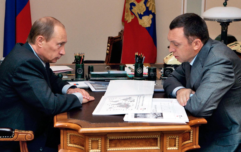 Putin Deripaska