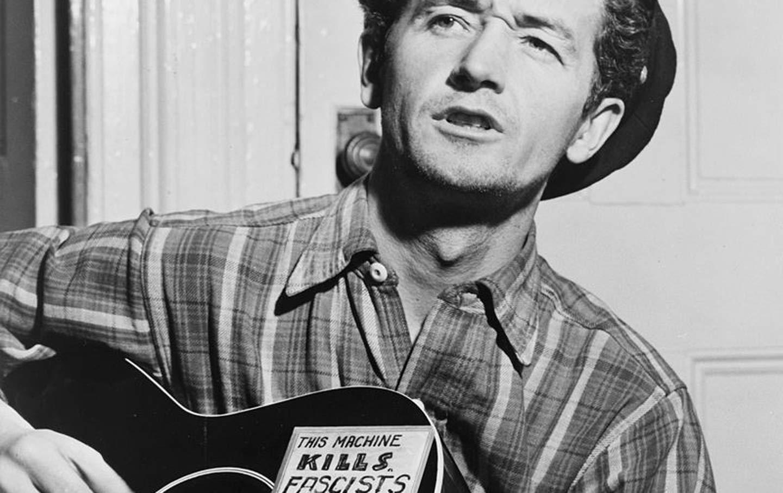 Αποτέλεσμα εικόνας για Woody Guthrie