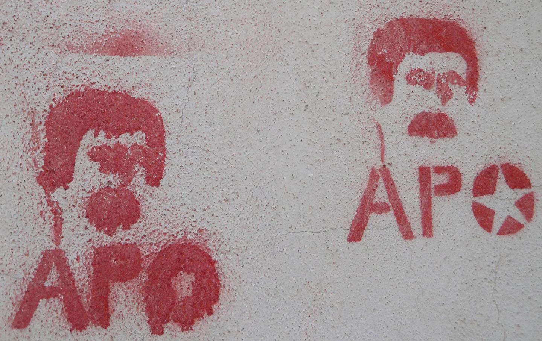 Krajeski graffiti