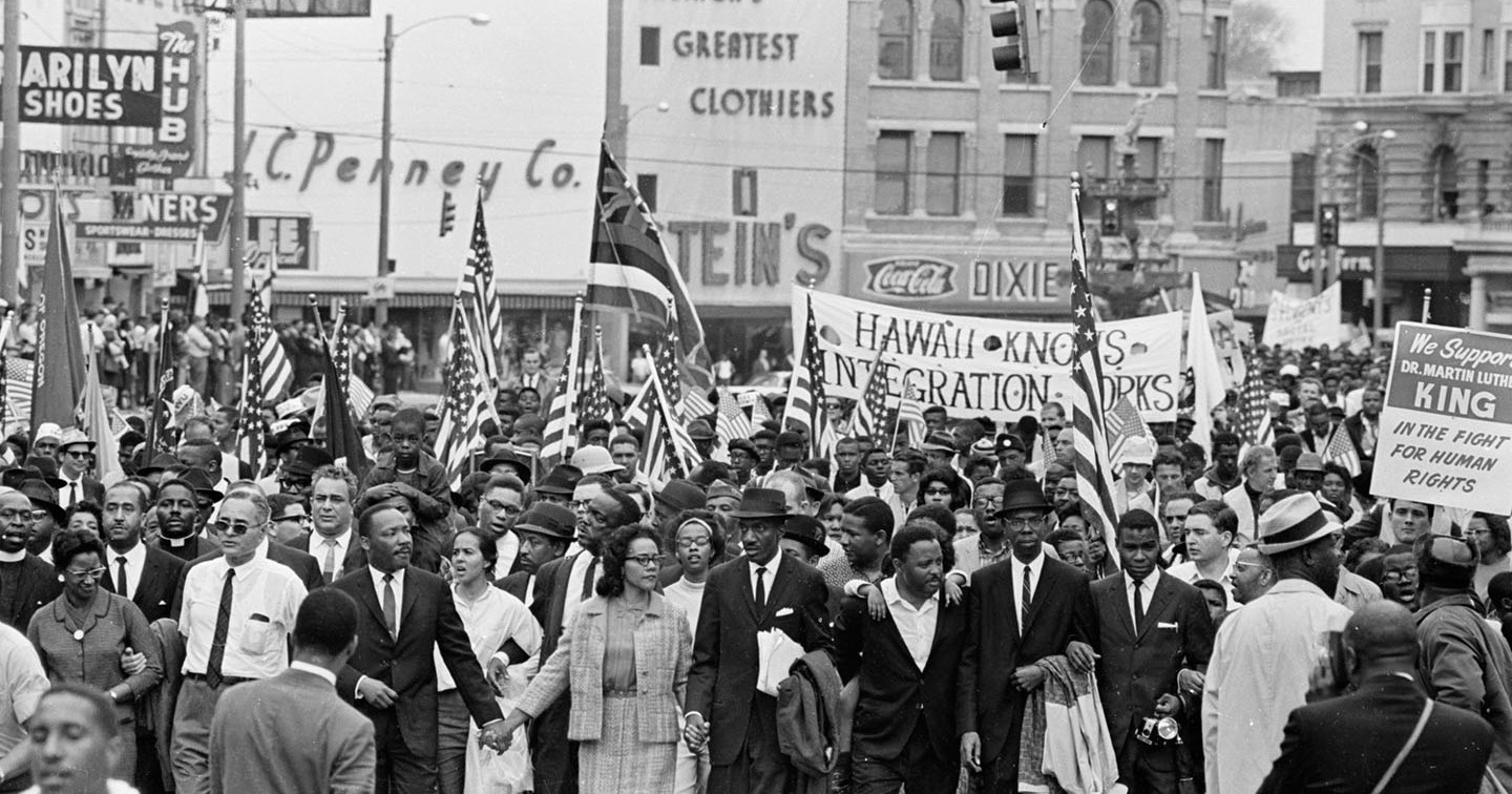 Fifty Years After Bloody Sunday in Selma, Everything and Nothing Has Changed