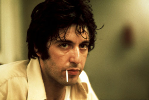 "Sidney Lumet's telling of this true story of a New York bank robbery that quickly turns into a hostage crisis provides a memorable role for a young Al Pacino and makes for a film that The Nation's reviewer considers ""less than perfect, but for the most part...astonishingly good.""(Photo: Everett Collection)"