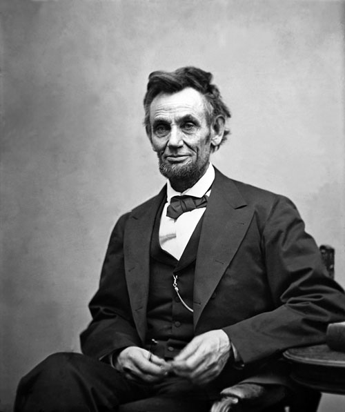The Nation was founded in the wake of the tragic assassination of Abraham Lincoln in April of 1865. Lincoln's leadership during the Civil War set the gold standard by which all presidents, including the current one, measure themselves. [Everett Collection]