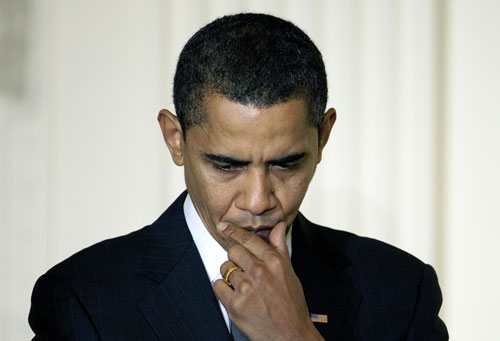 In 2009, his first year in office, President Obama had to contend with the worst economy since the Great Depression, two wars, plus deathers, birthers, tea partiers and Sarah Palin. Unfortunately for him, 2010 should make 2009 seem like a cakewalk. Here are the biggest challenges his administration faces in the new year.[AP Images]