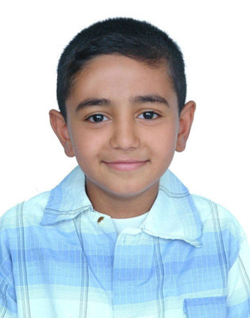 Nine year old Ali Mohammed Hafedh Kinani was the youngest person killed by Blackwater forces in the infamous Nisour Square massacre in Baghdad on September 16, 2007. His father, Mohammed, has filed a wrongful death lawsuit against the six Blackwater shooters he alleges are responsible. He is also suing Blackwater and its owner, Erik Prince. Photo courtesy: Mohammed Kinani