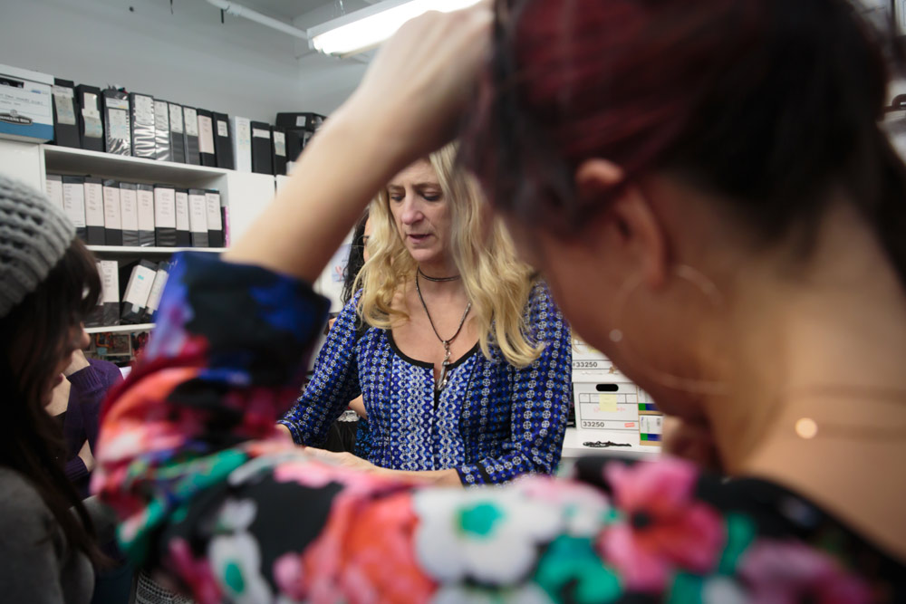 Photos How One Fashion Designer Is Keeping Jobs In New