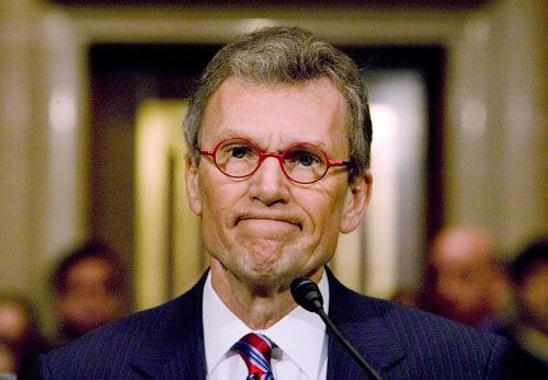 When Obama selects former Senator Tom Daschle as HHS Secretary, some believe it's a sign that healthcare legislation will be passed in a timely fashion. But tax troubles turn Daschle's nomination into an embarrassment, leaving healthcare reform in limbo.  [Reuters Pictures]