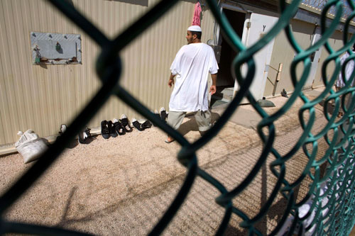 The most highly publicized early executive order calls for the closure of the infamous detention center at Guantánamo Bay by the end of 2009. Marcus Raskin and Joshua Frens-String suggest that the prison should be transformed into a health research center.(AP Images)