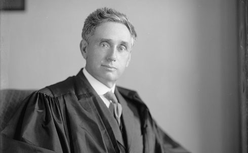 "Louis Brandeis was a crusading lawyer and Supreme Court justice. Appointed by Woodrow Wilson in 1916, he served until 1939. His writings and activism changed American attitudes and law about the need to restrain corporate power, outlined in his book Other People's Money and How the Bankers Use It (1914). As a ""people's lawyer"" in Boston, he fought railroad monopolies, defended labor laws and helped create policies to address poverty—an approach that is now called public interest law. He pioneered the use of expert testimony (called the Brandeis Brief) in court cases, paving the way for an approach to the law that relied on empirical evidence. In 1908 he represented the state of Oregon in Muller v. Oregon before the Supreme Court. The issue was whether a state could limit the hours that female workers could work, which employers argued was an infringement on the ""freedom of contract"" between employers and their employees. His legal argument was relatively short, but he included more than 100 pages of documentation, including reports from social workers, doctors, factory inspectors and other experts, which showed that working long hours destroyed women's health and well-being. Brandeis won the case and changed the field of litigation.