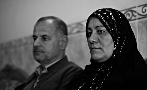 Rezhwan Ali's parents