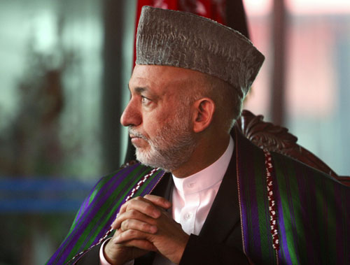 The president's escalation in Afghanistan will succeed or fail largely depending on the leadership of the recently re-elected and thoroughly corrupt Afghan government run by Hamid Karzai. In the meantime, Obama will have to continue to justify more war and lost lives to an increasingly cynical American public.[Reuters Pictures]