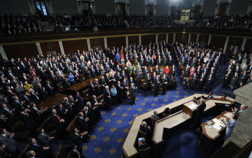 In November, Obama will face a serious test of his political muscle, when voters go to the polls in crucial midterm elections. Will Democrats lose their majority in the House and super-majority in the Senate  or will American public reject the Party of No (a.k.a. the Republicans)?[Reuters Pictures]