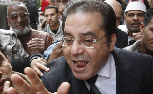 Ayman Abdul-Aziz Nour, chairman of the Tomorrow Party (Hizb al-Ghad), is an attorney and former member of parliament who, after his arrest in 2005, became one of Egypt's most famous political prisoners. Released in 2009, Nour and his party, liberal and centrist, have been strong advocates of democratic reform. 