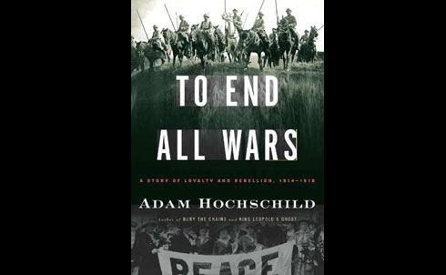 By Adam Hochschild.    I loved this story about a big war and the small number of people who said it was wrong—not the Iraq war or the Vietnam war but World War I, one of history's most senseless exercises in violence. Hochschild focuses on Britain and on those who were jailed for trying to stop the war that killed so many millions and broke so many of the barriers to what we considered permissible. Written with impressive narrative power and moral clarity, this book offers an unmistakable lesson for our own time.