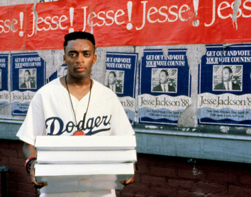 Do the Right Thing (1989) Released in the summer of 1989, when racial tensions are at an all-time high in New York City, some white critics fear this film, directed by and starring Spike Lee, would spark riots. Instead, it opens up a national dialogue and is viewed as one the most influential films of the decade.[Everett Collection]