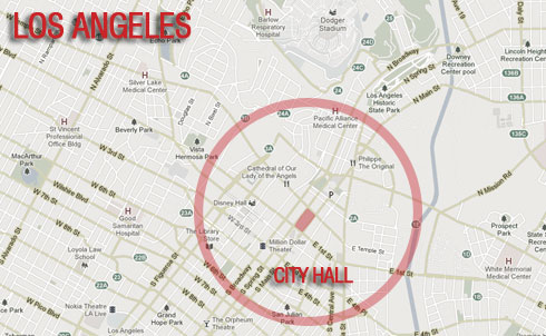 Location: City Hall