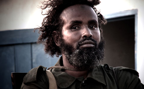 A Ras Kamboni fighter under the command of Ahmed Madobe.